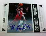 Panini America 2012-13 NBA Hoops QC 38