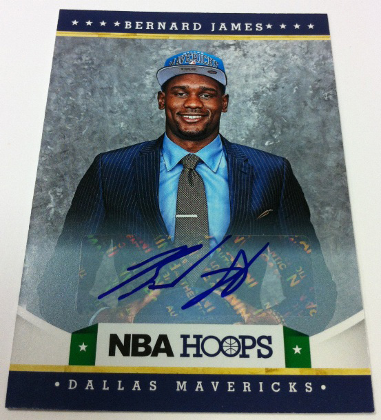 Panini America 2012-13 NBA Hoops QC 40