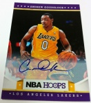 Panini America 2012-13 NBA Hoops QC 41