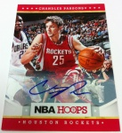 Panini America 2012-13 NBA Hoops QC 42