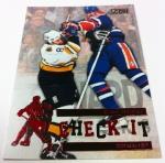 Panini America 2012-13 Score Hockey QC 10