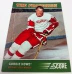 Panini America 2012-13 Score Hockey QC 9