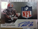 Panini America 2012 Momentum Football QC 1