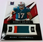 Panini America 2012 Momentum Football QC 13