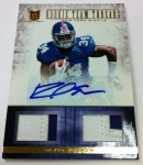 Panini America 2012 Momentum Football QC 16