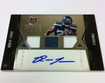 Panini America 2012 Momentum Football QC 19