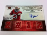 Panini America 2012 Momentum Football QC 21