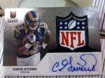 Panini America 2012 Momentum Football QC 3