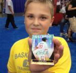 Panini America 2012 National Day Two 25