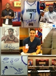 Panini America 2012 NBA Rookie Shoot Day One Main