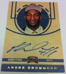 Panini America 2012 NBA Rookie Transition Autos 1