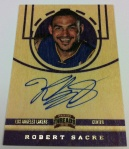 Panini America 2012 NBA Rookie Transition Autos 11