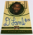 Panini America 2012 NBA Rookie Transition Autos 2