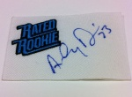 Panini America 2012 NBA Rookie Transition Autos 24