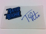 Panini America 2012 NBA Rookie Transition Autos 25