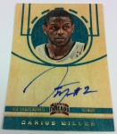 Panini America 2012 NBA Rookie Transition Autos 6