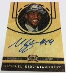 Panini America 2012 NBA Rookie Transition Autos 8