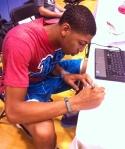Panini America 2012 NBA RPS 19