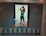 How the Jared Sullinger shoot looks on the photographer's computer.