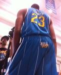 Panini America 2012 NBA RPS 34