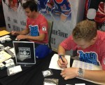 Panini America 2012 NHLPA Showcase Day One 4