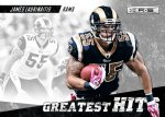 Panini America 2012 R&S Football Greatest Hits 17
