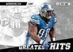 Panini America 2012 R&S Football Greatest Hits 7