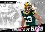 Panini America 2012 R&S Football Greatest Hits 9