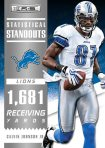 Panini America 2012 R&S Stat Standout 10