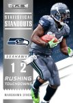 Panini America 2012 R&S Stat Standout 21