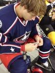 Panini America NHLPA Rookie Showcase 14