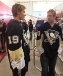 Panini America NHLPA Rookie Showcase 40