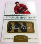 Panini America 2011-12 Dominion Hockey Gordie Howe 1