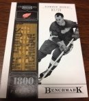 Panini America 2011-12 Dominion Hockey QC 17