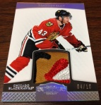 Panini America 2011-12 Dominion Hockey QC 20