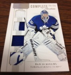 Panini America 2011-12 Dominion Hockey QC2 11
