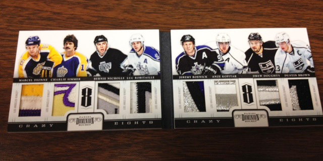 Panini America 2011-12 Dominion Hockey QC2 17