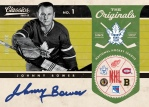 Panini America 2012-13 Classics Signatures Hockey Bower