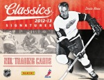 Panini America 2012-13 Classics Signatures Hockey Main