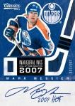 Panini America 2012-13 Classics Signatures Hockey Messier
