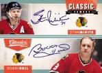 Panini America 2012-13 Classics Signatures Hockey Mikita Hull