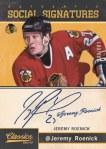 Panini America 2012-13 Classics Signatures Hockey Roenick