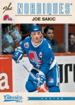 Panini America 2012-13 Classics Signatures Hockey Sakic