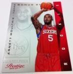 Panini America 2012-13 Prestige Basketball QC 30