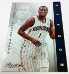 Panini America 2012-13 Prestige Basketball QC 40