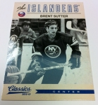 Panini America Classics Signatures Hockey Pre-Auto 11