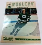 Panini America Classics Signatures Hockey Pre-Auto 18