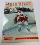 Panini America Classics Signatures Hockey Pre-Auto 20