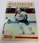 Panini America Classics Signatures Hockey Pre-Auto 23