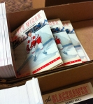 Panini America Classics Signatures Hockey Pre-Auto 36